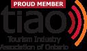 Tourism Industry Association of Ontario Proud Member